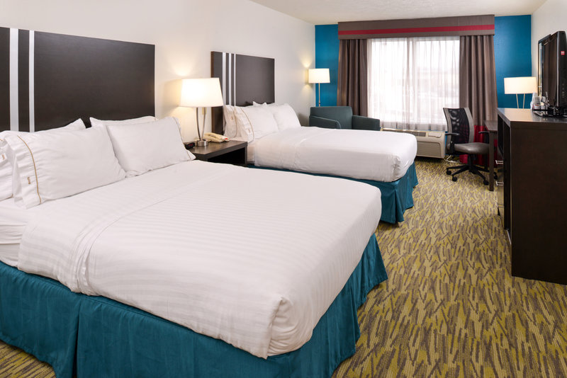 Holiday Inn Express & Suites Omaha West-Two Queen Bed Standard<br/>Image from Leonardo