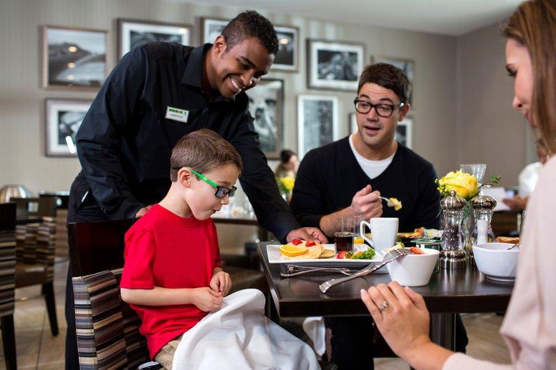 Holiday Inn Dayton/Fairborn I-675-Enjoy breakfast included in the rate<br/>Image from Leonardo