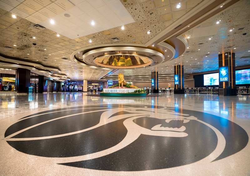 MGM Grand Hotel & Casino-MGMLobby<br/>Image from Leonardo