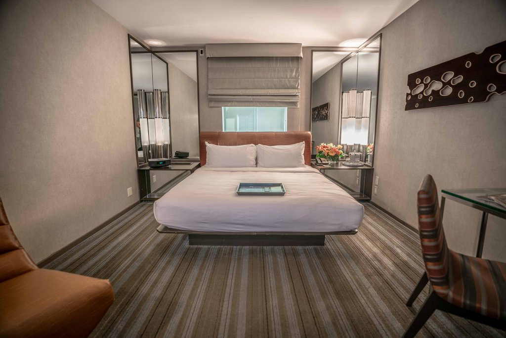 MGM Grand Hotel & Casino - West Wing King <br/>Image from Leonardo