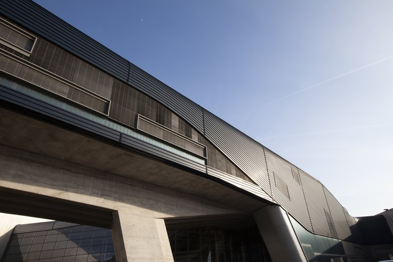 Holiday Inn Leipzig - Gunthersdorf-The BMW Group Plant, a 30-minute drive from the Holiday Inn.<br/>Image from Leonardo
