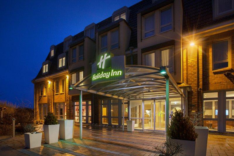 Holiday Inn Leipzig - Gunthersdorf-Holiday Inn Leipzig - Günthersdorf, in a leafy neighbourhood. <br/>Image from Leonardo