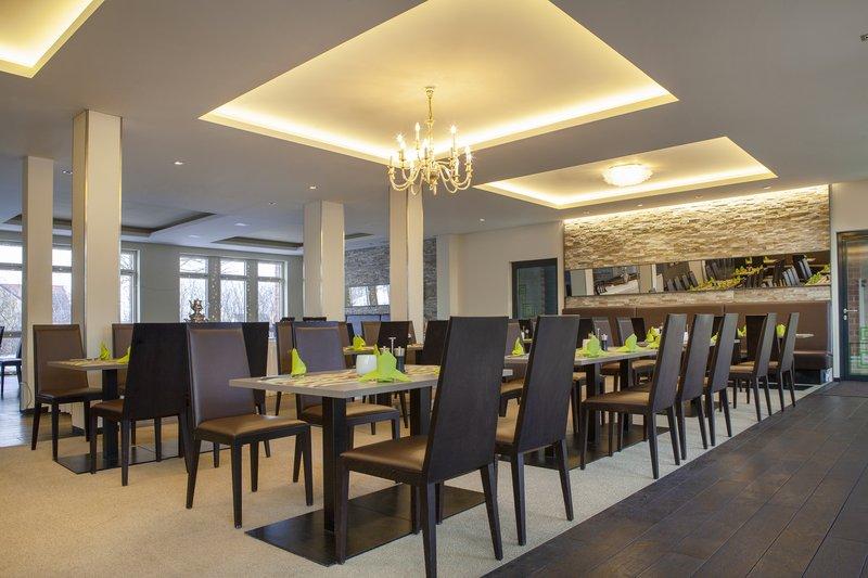 Holiday Inn Leipzig - Gunthersdorf-The restaurant, offering Mediterranean and local specialities.<br/>Image from Leonardo