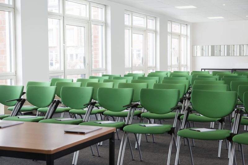 Holiday Inn Leipzig - Gunthersdorf-The hotel's meeting rooms, hosting events for up to 150 guests.<br/>Image from Leonardo