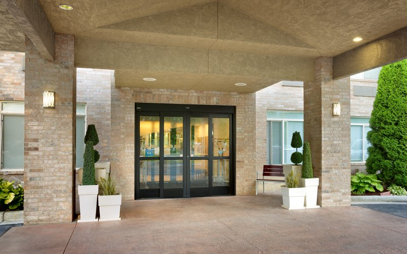 Holiday Inn Express & suites American Fork - North Provo-Entrance<br/>Image from Leonardo