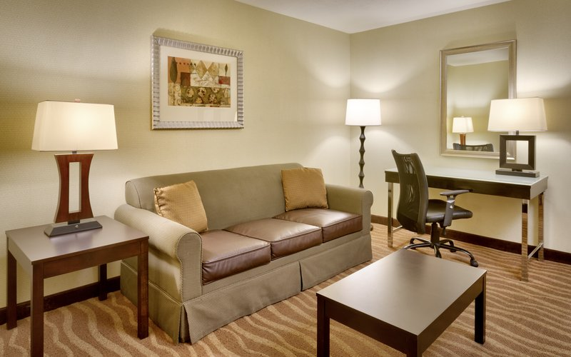 Holiday Inn Express & suites American Fork - North Provo-Executive Suite<br/>Image from Leonardo