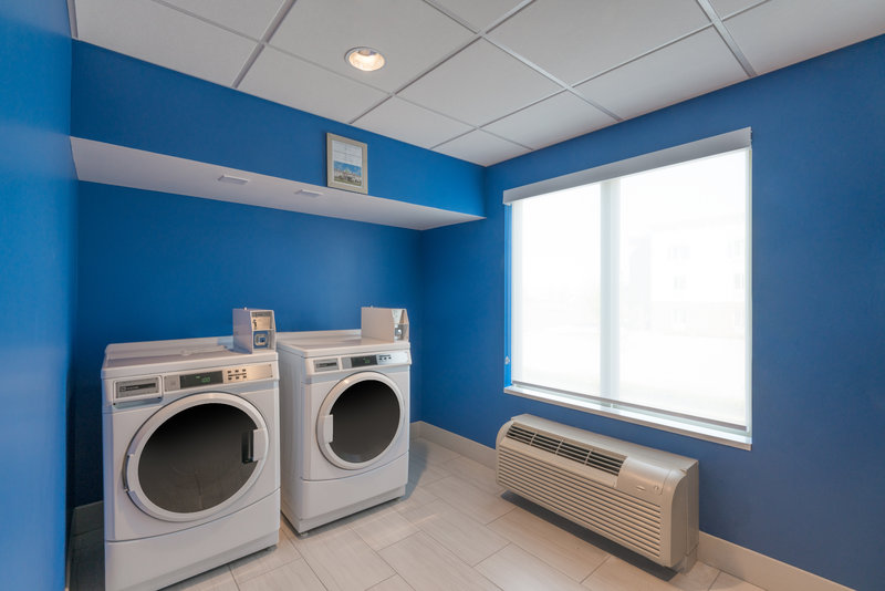 Holiday Inn Express Radcliff - Fort Knox-Laundry Facility <br/>Image from Leonardo