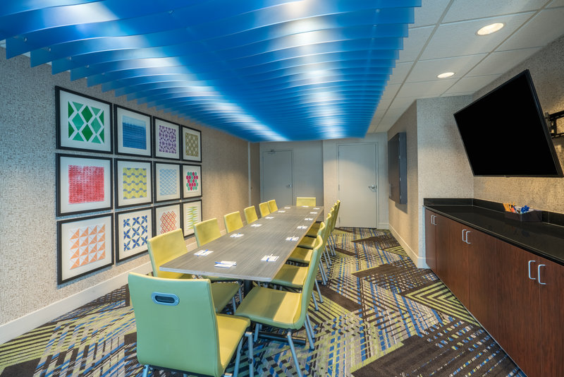 Holiday Inn Express Radcliff - Fort Knox-Board Room <br/>Image from Leonardo