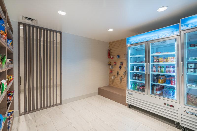 Holiday Inn Express Radcliff - Fort Knox-Vending Machine <br/>Image from Leonardo