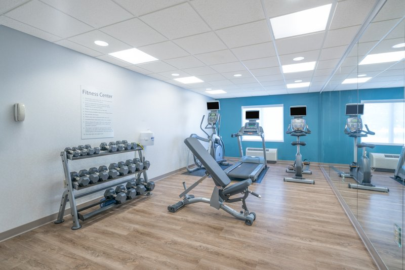 Holiday Inn Express Radcliff - Fort Knox-Fitness Center <br/>Image from Leonardo