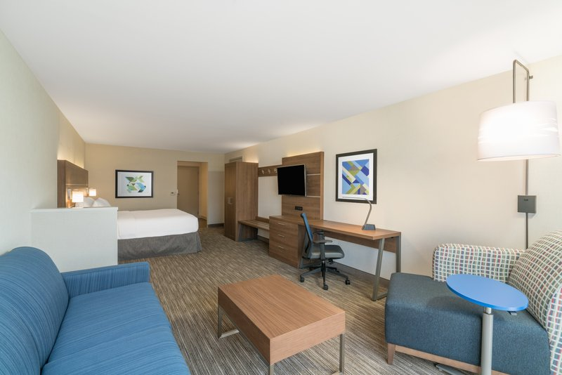 Holiday Inn Express Radcliff - Fort Knox-Guest Room <br/>Image from Leonardo
