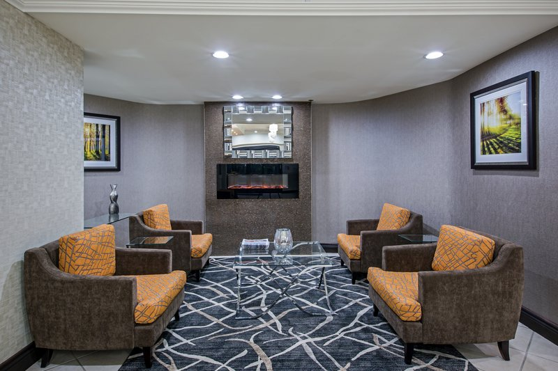 Holiday Inn Express & Suites Regina-Hotel Lobby<br/>Image from Leonardo