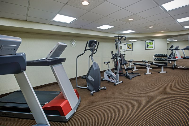 Holiday Inn Express & Suites Regina-Fitness Center<br/>Image from Leonardo