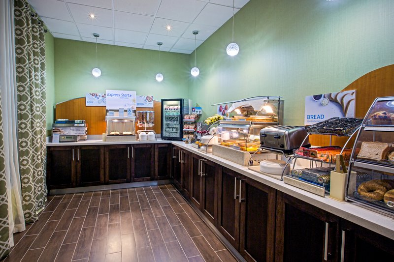 Holiday Inn Express & Suites Regina-Breakfast Bar<br/>Image from Leonardo