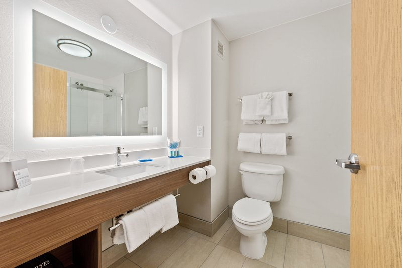 Holiday Inn Express & Suites Salt Lake City West Valley-Bathroom Amenities<br/>Image from Leonardo