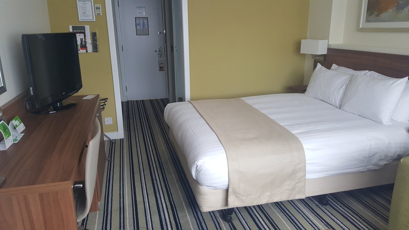 Holiday Inn Derby - Nottingham M1, Jct.25-Double Guest Bedroom<br/>Image from Leonardo
