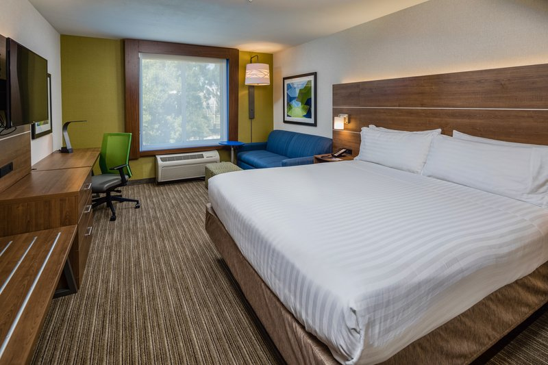 Holiday Inn Express & Suites Modesto-Salida-1 King Bed Suite<br/>Image from Leonardo