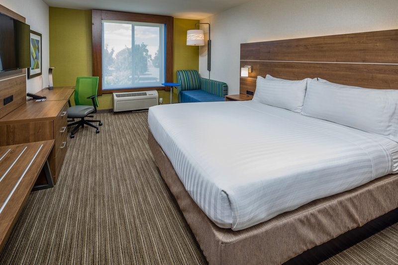 Holiday Inn Express & Suites Modesto-Salida-1 King Bed Standard<br/>Image from Leonardo