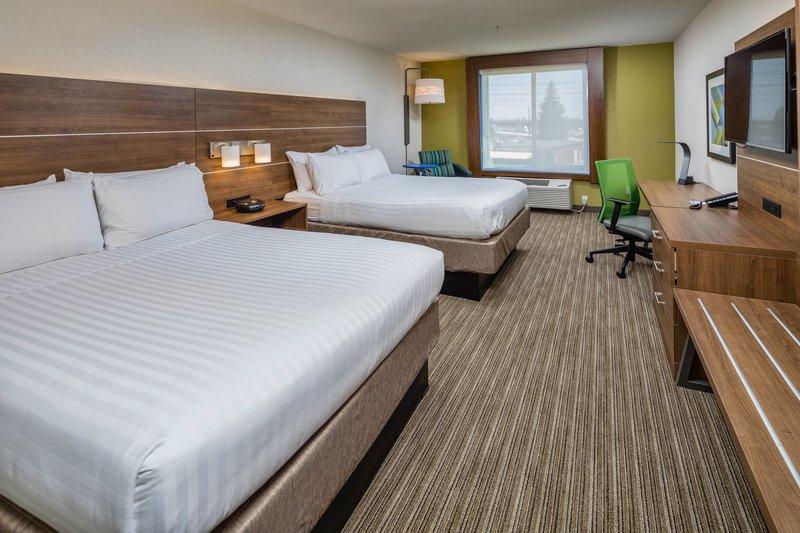 Holiday Inn Express & Suites Modesto-Salida-2 Queen Bed Standard<br/>Image from Leonardo