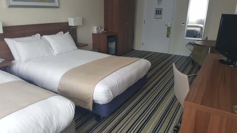Holiday Inn Derby - Nottingham M1, Jct.25-Accessible accommodation with single bed<br/>Image from Leonardo