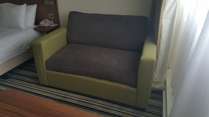 Holiday Inn Derby - Nottingham M1, Jct.25-Family room sofa beds<br/>Image from Leonardo