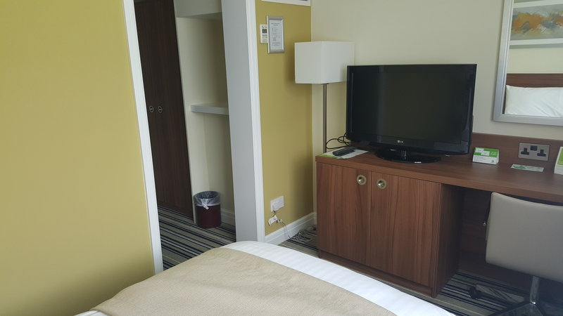 Holiday Inn Derby - Nottingham M1, Jct.25-Single Bed Guest Room<br/>Image from Leonardo