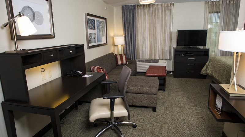 Staybridge Suites Lexington-Guest Room<br/>Image from Leonardo