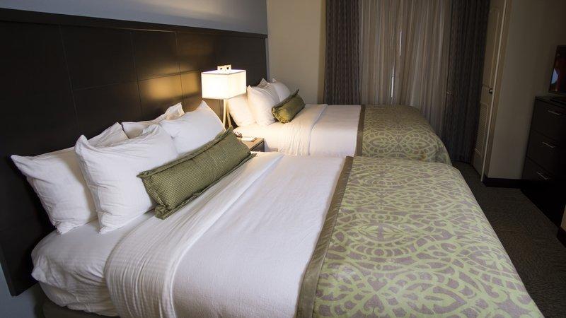 Staybridge Suites Lexington-Staybridge Suites Lexington, KY One bedroom 2 Queen Beds<br/>Image from Leonardo