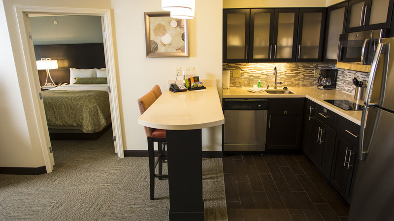 Staybridge Suites Lexington-Staybridge Suites, Lexington KY Two Bedroom Kitchen<br/>Image from Leonardo