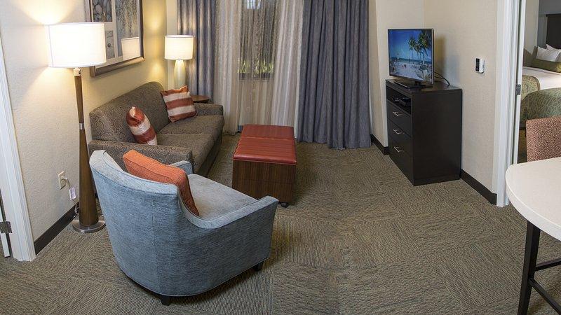 Staybridge Suites Lexington-Staybridge Suites Lexington KY Two bedrooms 1 King 2 Queen Beds<br/>Image from Leonardo