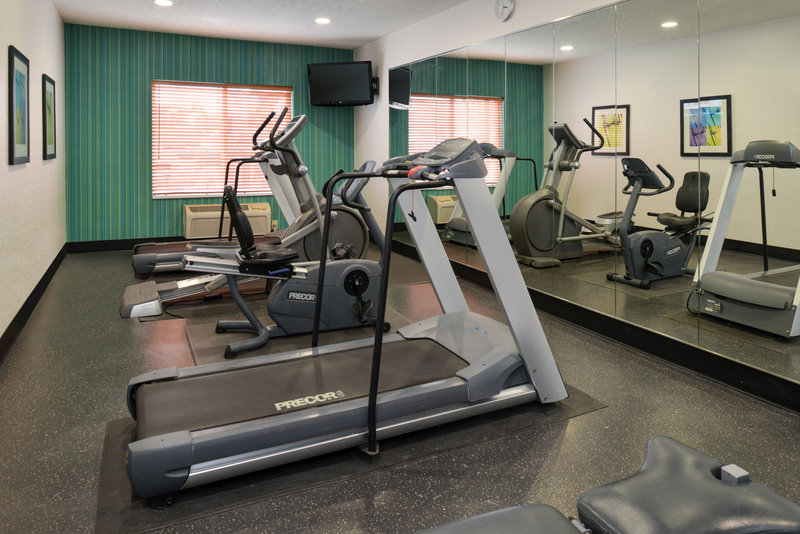 Holiday Inn Express & Suites Omaha West-Fitness Center within minutes from Elkhorn<br/>Image from Leonardo