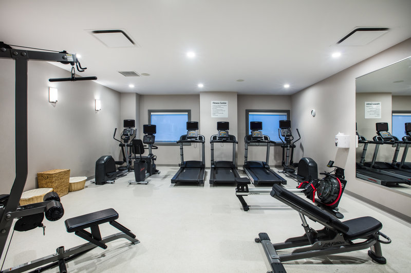 Holiday Inn Hotel & Suites Grande Prairie-Conference Ctr-Stay On Track With Your Fitness Goals In Our Free Gym<br/>Image from Leonardo