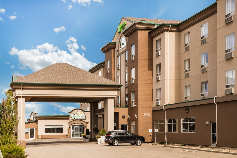 Holiday Inn Hotel & Suites Grande Prairie-Conference Ctr-Welcome to the Full Service Holiday Inn Grande Prairie Hotel<br/>Image from Leonardo
