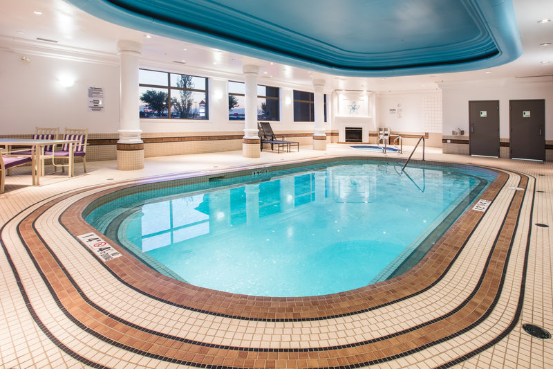 Holiday Inn Hotel & Suites Grande Prairie-Conference Ctr-Take a Dip In Our Beautiful Indoor Heated Swimming Pool<br/>Image from Leonardo
