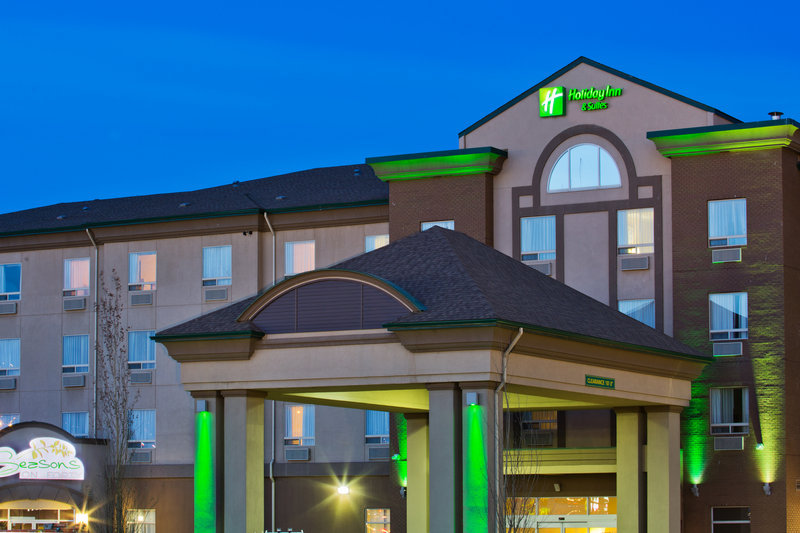 Holiday Inn Hotel & Suites Grande Prairie-Conference Ctr-Welcome to the Newly Renovated Holiday Inn & Suites Grande Prairie<br/>Image from Leonardo