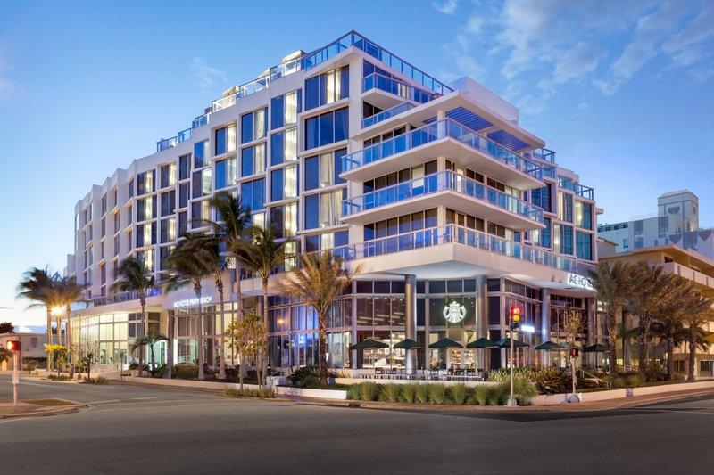 AC Hotel Miami Beach-Exterior<br/>Image from Leonardo
