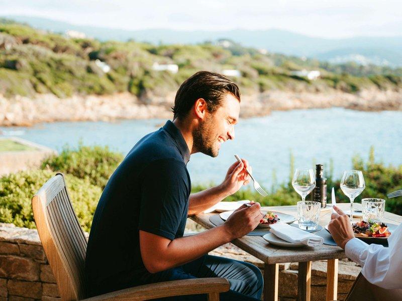 Sofitel Golfe Ajaccio Thalassa-Restaurant<br/>Image from Leonardo