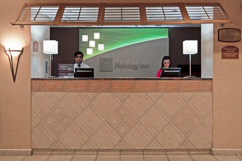 HOLIDAY INN HOTEL AND SUITES CLEARWATER BEACH-Front Desk<br/>Image from Leonardo