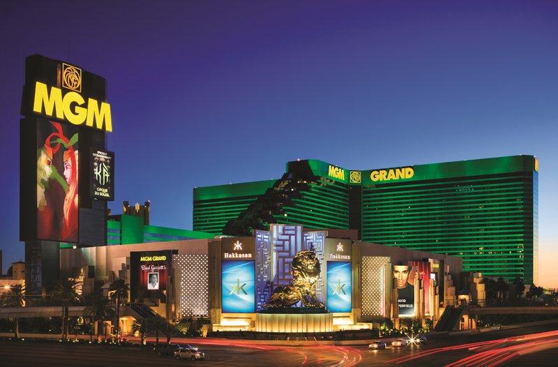 MGM Grand Hotel & Casino - MGMHero Shot <br/>Image from Leonardo