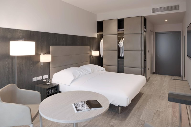 AC Hotel by Marriott Manchester City Centre-King Guest Room<br/>Image from Leonardo