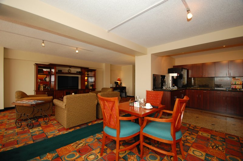 Crowne Plaza Austin-For our Spire Elite members we host breakfast & reception.<br/>Image from Leonardo