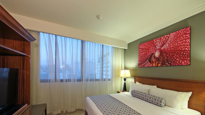 Crowne Plaza Panama-Guest Room at Crowne Plaza Panama Hotel<br/>Image from Leonardo