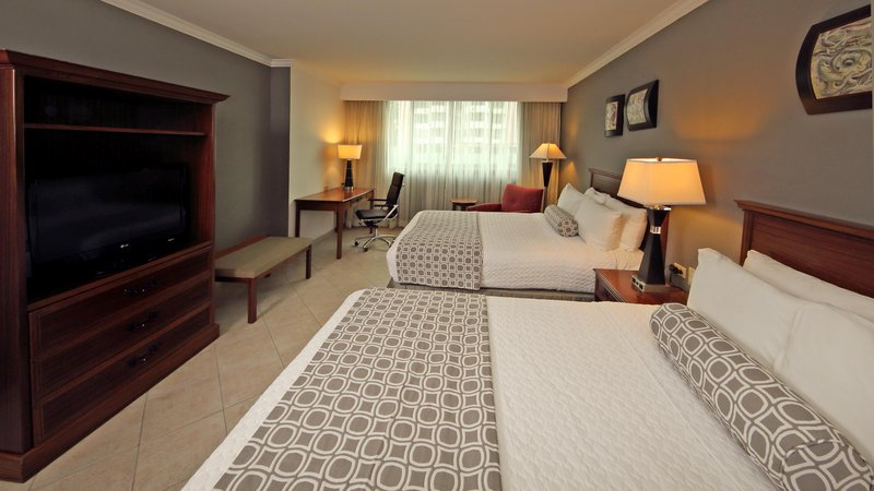 Crowne Plaza Panama-Guest Room<br/>Image from Leonardo