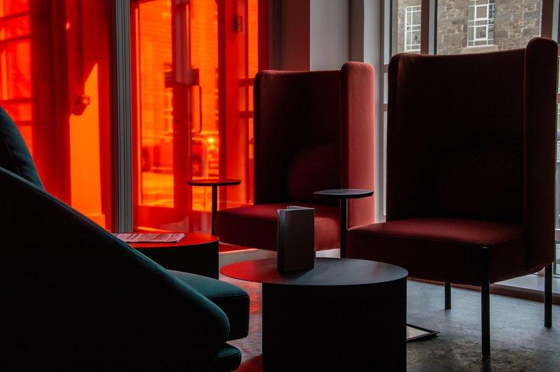 Hotel Indigo Dundee-Hotel Lobby Hotel Indigo Dundee<br/>Image from Leonardo
