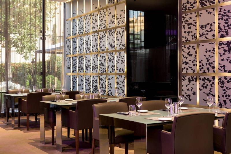 AC Hotel Nice-AC Lounge - Dining Area<br/>Image from Leonardo