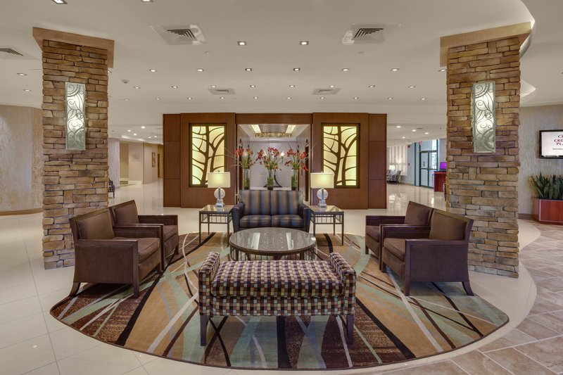 Crowne Plaza Executive Center Baton Rouge-Our friendly staff is looking forward to serving you<br/>Image from Leonardo