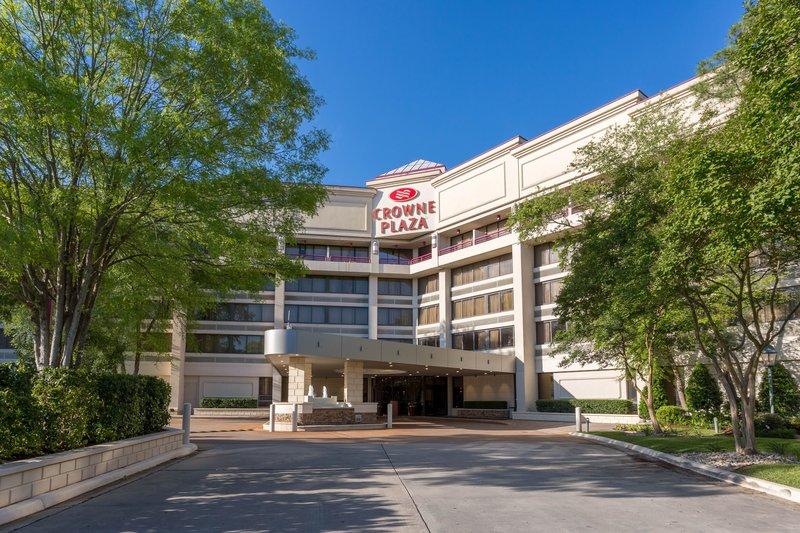 Crowne Plaza Executive Center Baton Rouge-Hotel Exterior<br/>Image from Leonardo