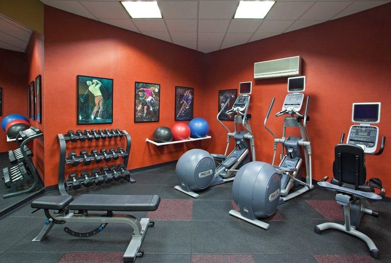 Holiday Inn Dayton/Fairborn I-675-Fitness Center<br/>Image from Leonardo
