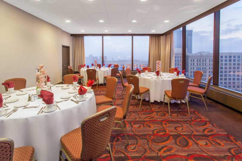 Crowne Plaza Dayton-Banquet Room<br/>Image from Leonardo