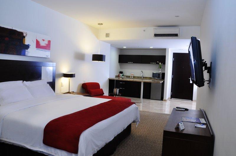 Holiday Inn Express Guadalajara Autonoma-Guest Single Room<br/>Image from Leonardo